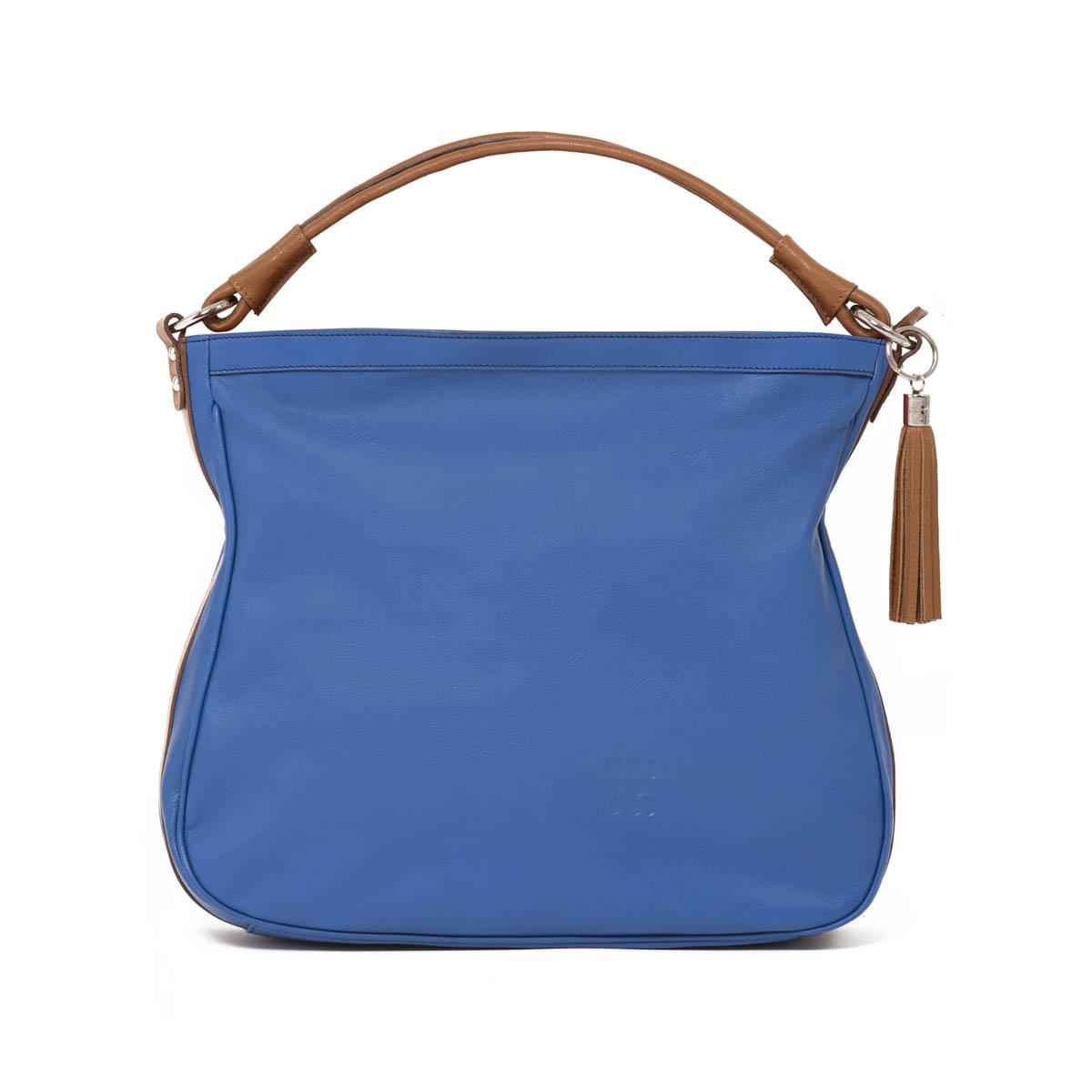 """Bags - """"Fancy Marisa"""" Hobo Bag - Sky Blue - 01"""