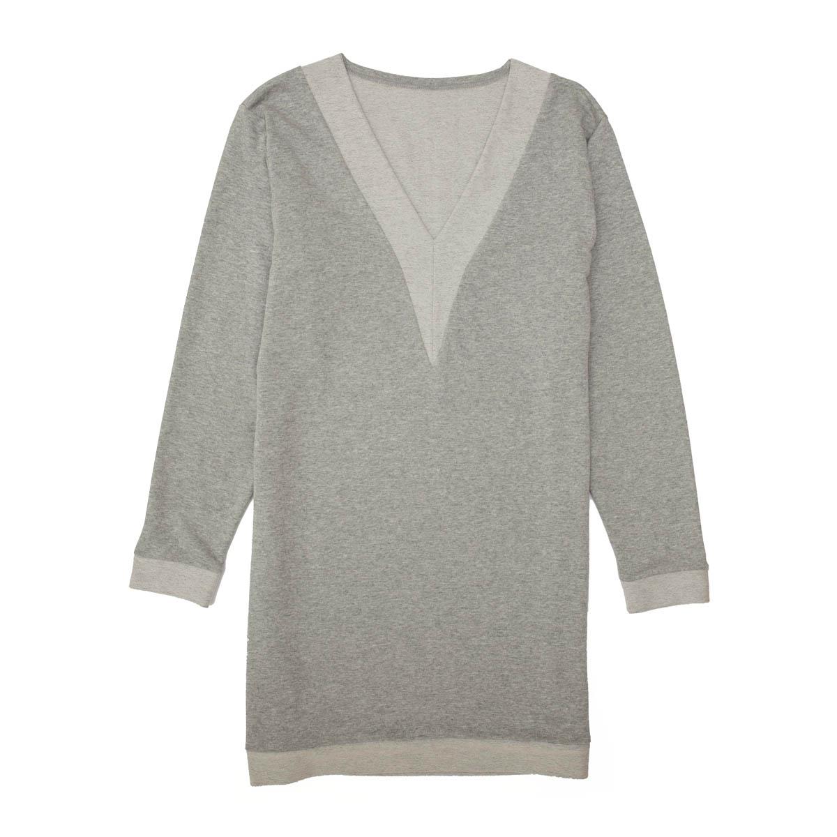 Edna's Risk Casual Dress - Grey