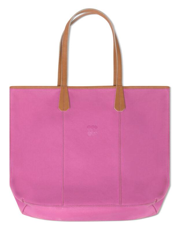 """""""Femminile"""" Hobo Bag - Pink"""