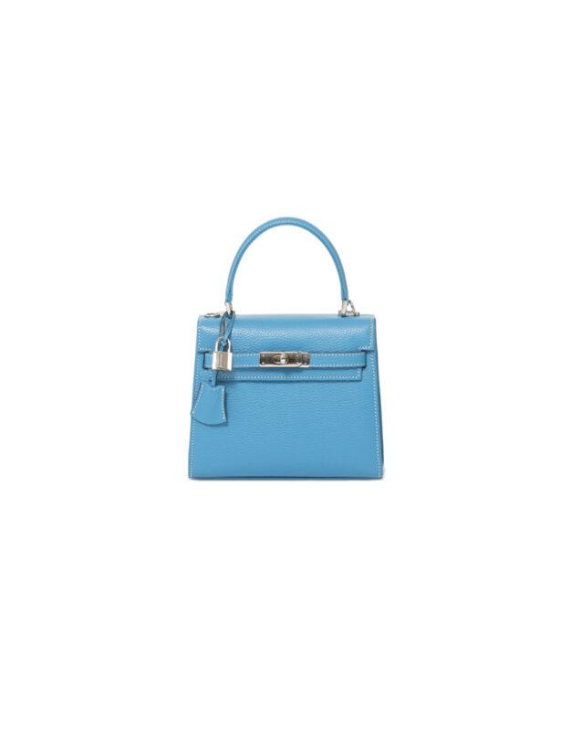 """Hermessina"" Mini Bag - Turquoise"