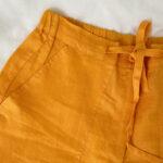 100% Linen Trousers